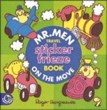 Image for MR. MEN ON THE MOVE TRAVEL BOOK