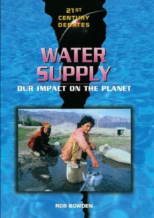 Image for Water supply  : our impact on the planet