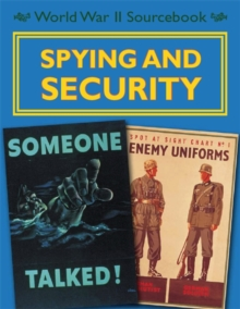 Image for World War II source book: Spying and security