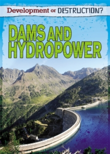 Image for Dams and hydropower