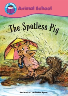 Image for The spotless pig