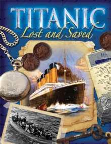 Image for Titanic lost and saved