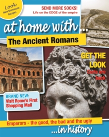 Image for At home with ... the ancient Romans ... in history