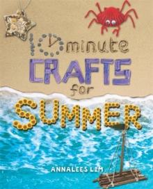 Image for 10 minute crafts for summer