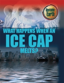 Image for What happens when an ice cap melts?
