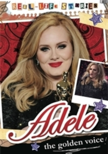 Image for Adele  : the girl with the golden voice