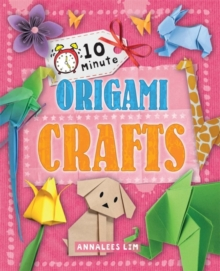 Image for 10 minute origami crafts
