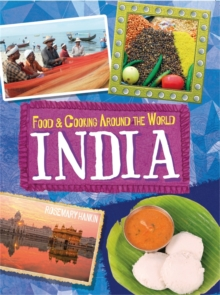 Image for Food & cooking around the world: India