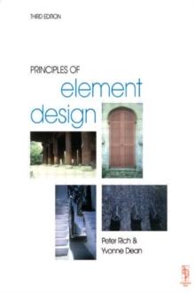 Image for Principles of element design