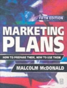 Image for Marketing plans  : how to prepare them, how to use them