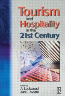 Image for Tourism and hospitality in the 21st century