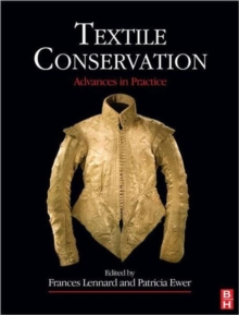 Image for Textile conservation  : advances in practice