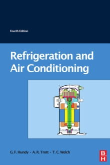 Image for Refrigeration and Air-Conditioning