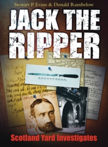 Image for Jack the Ripper  : Scotland Yard investigates