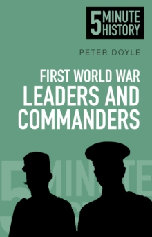 Image for First World War leaders and commanders