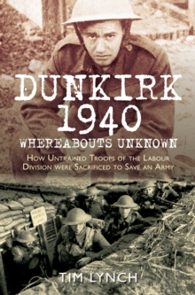 Image for Dunkirk 1940  : whereabouts unknown