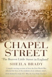 Image for Chapel Street  : 'the bravest little street in England'