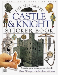 Image for Castle & Knight Ultimate Sticker Book