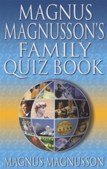Image for Magnus Magnusson's family quiz book