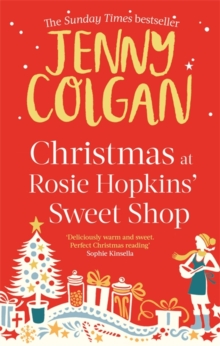 Christmas at Rosie Hopkins' sweetshop - Colgan, Jenny