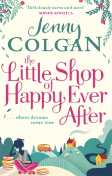 Image for The little shop of happy ever after