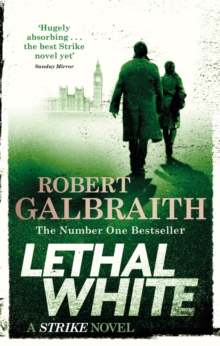 Image for Lethal White : Cormoran Strike Book 4