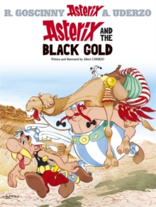 Image for Asterix and the black gold