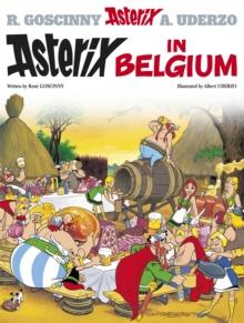Image for Asterix in Belgium