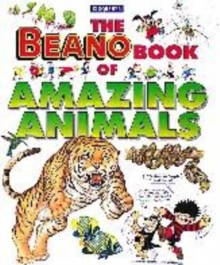 Image for The Beano book of amazing animals