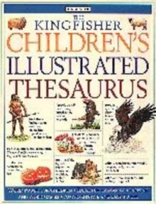 Image for The Kingfisher children's illustrated thesaurus