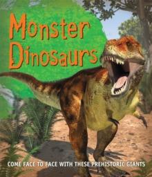 Image for Monster dinosaurs
