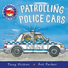 Image for Patrolling police cars