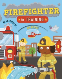 Firefighter in training - Ard, Cath