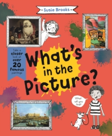 What's in the picture? - Brooks, Susie