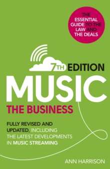 Image for Music  : the business