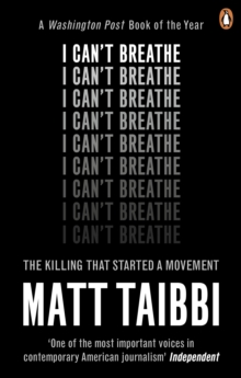 Image for I can't breathe  : the killing that started a movement