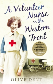 Image for A volunteer nurse on the Western Front