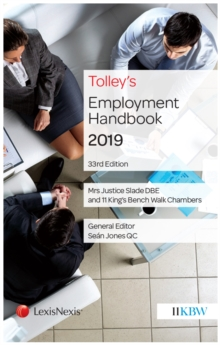 Image for Tolley's employment handbook