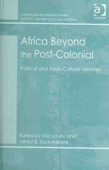 Image for Africa beyond the post-colonial  : political and socio-cultural identities
