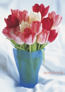Image for Lined Notebook: Pink Tulips