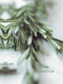 Image for Lined Notebook: Rosemary : A 128-Page Fine-Lined Notebook
