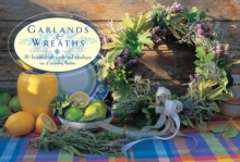 Image for Garlands & Wreaths : A Delightful Pack of High-quality Flower Gift Cards and Decorative Envelopes