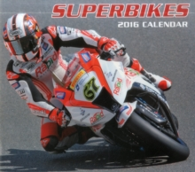 Image for Superbikes 2016 Calendar