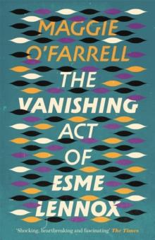 Image for The vanishing act of Esme Lennox