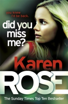 Image for Did you miss me?
