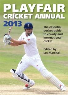 Image for Playfair cricket annual 2013