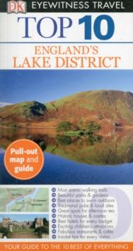 Image for TOP 10 ENGLAND LAKE DISTRICT