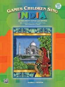 Image for GAMES CHILDREN SING INDIA