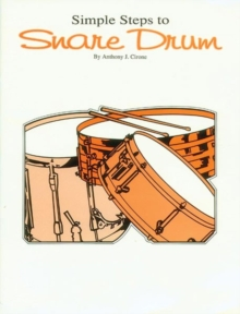 Image for SIMPLE STEPS TO SNARE DRUM