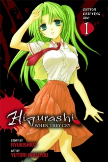Image for Higurashi when they cryVol. 3